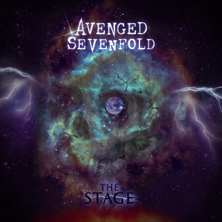 The Stage album's cover'
