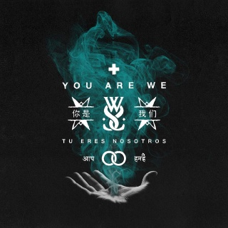 You Are We album's cover'